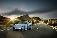 Auto - Porsche 911 Turbo S