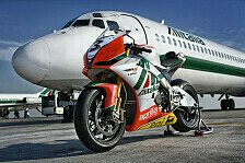 Superbike - R�ckkehr nach Hause: Francesco Guidotti Aprilia Team Manager