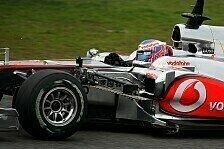 Formel 1 - Die Aerodynamik verstehen: McLaren-Messger�t kein Grund zur Sorge