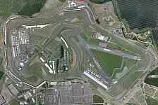 Formel 1 - Britischer Grand Prix auf neuem Layout: Silverstone: Arena Circuit von FOM abgenickt