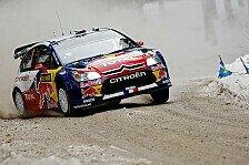 WRC - Mit drei Siegen revanchiert: Hirvonen in F�hrung, Loeb holt auf