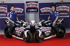 Superbike - Saisonr�ckblick: Yamaha Sterilgada World Superbike Team: Video - WM-R�ckblick 2010 - Yamaha