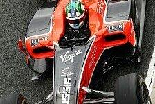 Formel 1 - Die Phantome der Rennstrecke: Blog - Siegchancen f�r Virgin & USF1