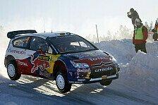 WRC - Schnell, aber auch mental stark?: Quesnel von Sordo beeindruckt