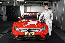 DTM - Handschlag w�rde reichen: David Coulhard will in die DTM