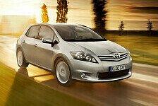 Auto - Auris Hybrid: CO2-Emissionen deutlich unter 99 Gramm: Toyota Auris umweltfreundlicher und sparsamer