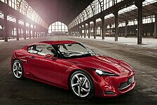Auto - Fokus auf alternativen Antrieben : Toyota mit Premierenreigen in Genf