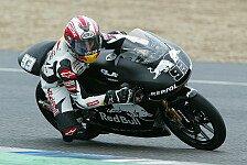 Moto3 - Spanische Gro�macht: Marquez wieder an der Spitze