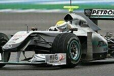 Formel 1 - Das letzte Kr�ftemessen: Testing Time - Testfinale in Barcelona