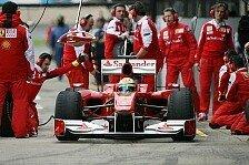 Formel 1 - Schneller Stop & richtiges Setup: Massa wei�, worauf es 2010 ankommt