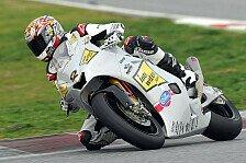 Moto2 - Extremsituation gemeistert: L�thi trotz Sturz zufrieden