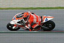 Moto2 - Leonov f�llt verletzt aus: Stefan Bradl f�r Japan zuversichtlich