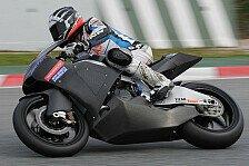 Moto2 - Es wird schneller: Erst Simon dann Noyes