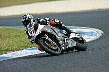 Superbike - Nicht bei 100 Prozent: Iannuzzo setzt nach Valencia-Crash aus