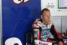 MotoGP - Lieber Titelchance statt CRT in MotoGP: Byrne bleibt in britischer Superbike