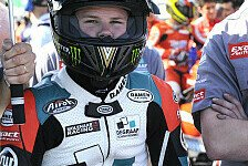Moto3 - Zweiter Test gibt Zuversicht: Webb glaubt an Titelchance