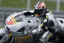 MotoGP - Testziel erreicht: Aoyama mit erwarteter Steigerung
