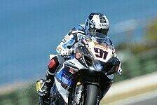Superbike - Haslam gewinnt 0,004 Sekunden vor Fabrizio: Fotofinish sieht Haslam als Sieger