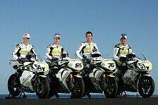 Superbike - Auf drei Jahre verl�ngert: Honda vertraut weiter auf Ten Kate