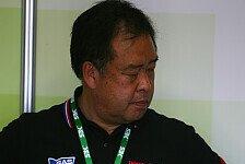 MotoGP - Honda hat keine Doppelkupplung: Nakamoto: Fragt den beschr�nkten Typen