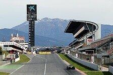 Formel 1 - Drei Mal Spanien, ein Mal Bahrain: Wintertestplan nimmt weiter Gestalt an