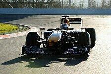 Formel 1 - Die gro�e Bekannte: Strecke: Aerodynamik-Messlatte