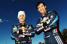 Formel 1 - Vorteile f�r die Jugend: Webber: Verdammt hartes Jahr f�r Schumacher