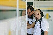 Formel 1 - Es muss aber ordentlich gemacht werden: Gascoyne w�nscht sich US-Team