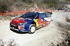 WRC - Einfach auf der Strecke bleiben: Stimmen der ersten Drei