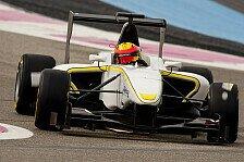 GP3 - Es fehlt an Renngl�ck: RSC M�cke Motorsport ohne Punkte in beiden Rennen