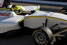GP3 - Zum zweiten Mal ganz vorne: Nigel Melker wieder auf der Pole-Position