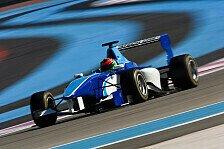 WS by Renault - Von der GP3 in die Formel Renault 3.5: Ghirelli neben Yelloly bei Comtec