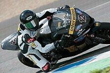 Moto2 - Gef�hl f�r Bike wird besser: Wenig Fahrpraxis f�r L�thi