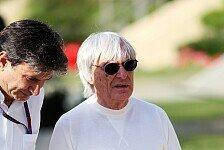 Formel 1 - Vort�uschung falscher Tatsachen: Ecclestone: USF1 hat Stefan GP verhindert