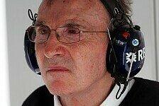 Formel 1 - Werde mich nun wohl bei ihm melden m�ssen: Williams: Anfrage an Ross Brawn?