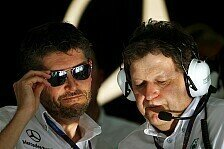Formel 1 - Mercedes will die Spitzenteams jagen: Fry f�r Mercedes optimistisch