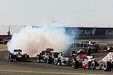Formel 1 - Neue Reifen & Pflichtstopps: Whitmarsh fordert spannendere Rennen