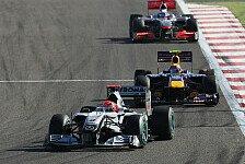 Formel 1 - Formel 1 kein �berholparcours: Es geht um Technik, nicht ums �berholen
