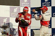 Formel 1 heute vor 11 Jahren: Ein Sieg wird 25 Punkte wert
