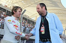 Formel 1 - Berger glaubt an Vettel/Red Bull-Dominanz