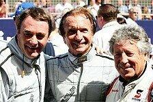 Formel 1 - Verst�rkung f�r die Kommissare: Fittipaldi wieder vierter Steward
