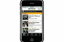 Formel 1 - Motorsport f�r unterwegs: Update: Motorsport-Magazin.com iPhone App