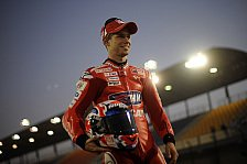 MotoGP - Der Winter ist vorbei: Stoner spuckt Rossi in die Katar Suppe
