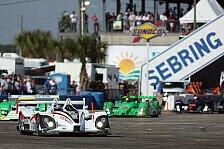 USCC - PS-Geschite auf Beton: Video - Der l�ngste halbe Tag im Motorsport