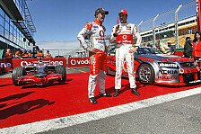 Formel 1 - Bilder: Button im V8 Supercar