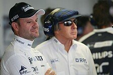 Formel 1 - Barrichello gibt Entwarnung: Jackie Stewart auf dem Weg der Besserung