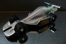 Mehr Motorsport - Auf dem Weg zur Weltmeisterschaft: Mini-Formel 1 in der Schule