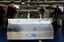 NASCAR - Testfahrten - Charlotte
