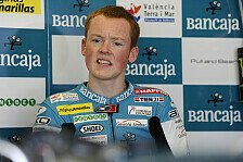 Moto3 - Webb w�re mit Top Ten zufrieden: Smith glaubt an den Heimsieg