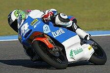 Moto3 - Cortese erf�hrt Trainingsrang vier: Katar: Espargaro mit erster Bestzeit